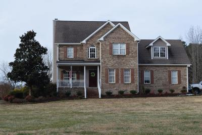 Nash County Single Family Home For Sale: 6822 Windchase Drive