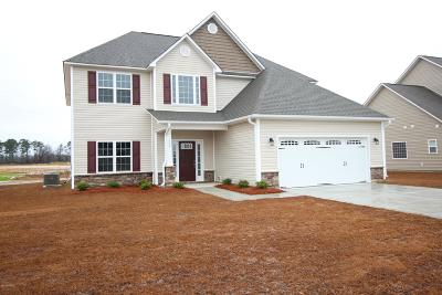Winterville Single Family Home For Sale: 590 Villa Grande Drive