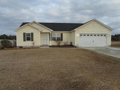 Beulaville Rental For Rent: 225 Wingspread Lane