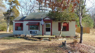 Rocky Mount Single Family Home For Sale: 9431 E Nc Highway 97