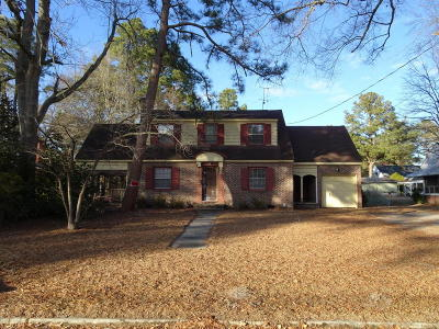 Edgecombe County Single Family Home For Sale: 1314 Eastern Avenue