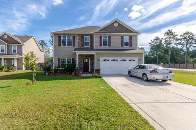 Onslow County Single Family Home For Sale: 700 Southernwood Place