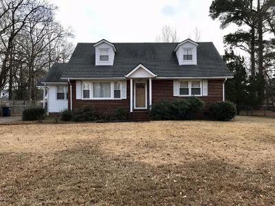 Jacksonville Single Family Home For Sale: 804 Gardenview Drive