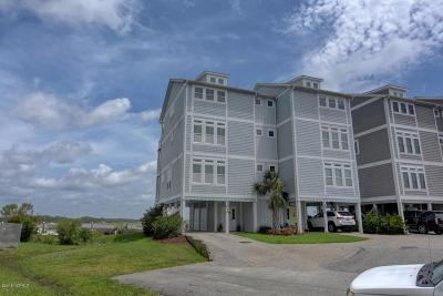 Surf City Condo/Townhouse For Sale: 101 Bluewater Lane #A
