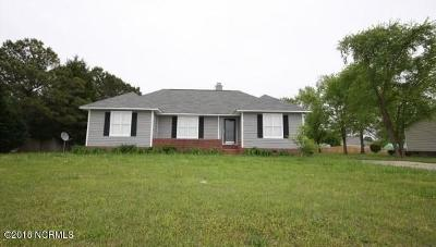 Winterville Single Family Home For Sale: 2615 Thomas Langston Road