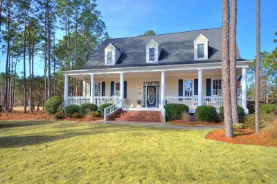 Southport Single Family Home For Sale: 3052 Irwin Drive SE