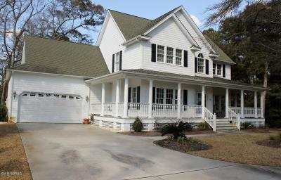 Cape Carteret Single Family Home For Sale: 204 Bayside Drive