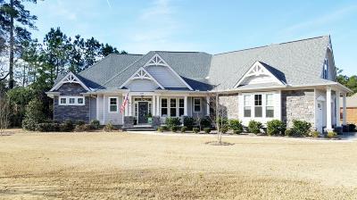 Crow Creek Single Family Home For Sale: 349 Crow Creek Drive NW