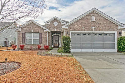 Single Family Home For Sale: 908 Corn Planters Circle