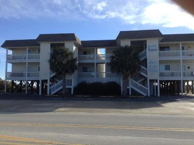 Holden Beach Condo/Townhouse For Sale: 104 Ocean Boulevard E #102