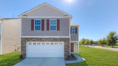 Rocky Mount NC Single Family Home For Sale: $211,990