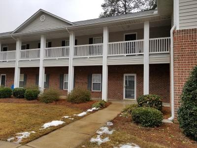 Greenville Condo/Townhouse For Sale: 2237 Locksley Woods Drive #C