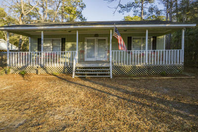 Oak Island Single Family Home For Sale: 218 NE 57th Street