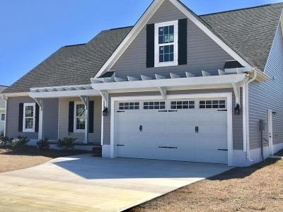 Newport Single Family Home For Sale: 129 Tidewater Drive