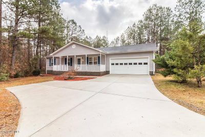Onslow County Single Family Home For Sale: 204 Grismill Court