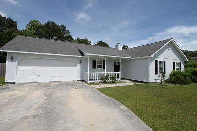 Onslow County Single Family Home For Sale: 237 Zachary Lane