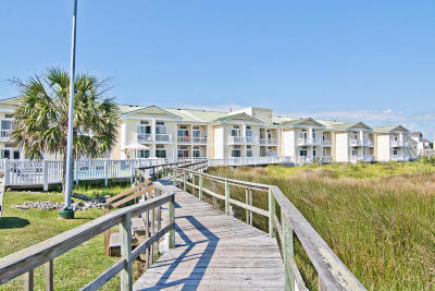 Atlantic Beach Condo/Townhouse For Sale: 602 W Fort Macon Road #206