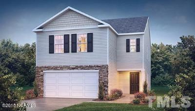 Rocky Mount NC Single Family Home For Sale: $213,990