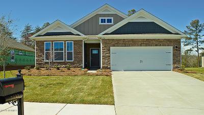 Nash County Single Family Home For Sale: 488 Golden Villas Drive