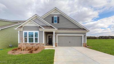 Nash County Single Family Home For Sale: 482 Golden Villas Drive