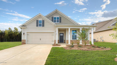 Rocky Mount NC Single Family Home For Sale: $223,980