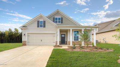 Nash County Single Family Home For Sale: 476 Golden Villas Drive