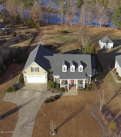 Nash County Single Family Home For Sale: 4286 River Lake Road