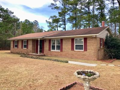 Smyrna Single Family Home For Sale: 159 Hwy 70 Williston