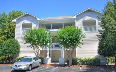 Southport Condo/Townhouse For Sale: 3030 Marsh Winds Circle #506