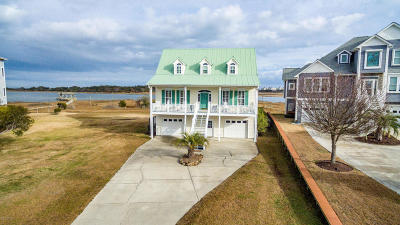 Sneads Ferry Single Family Home For Sale: 174 Big Hammock Point Road