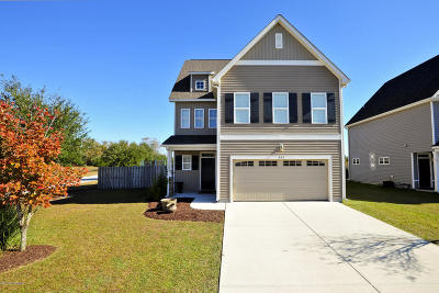 Sneads Ferry Single Family Home For Sale: 401 Bald Cypress Lane