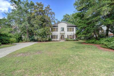 Wilmington Single Family Home For Sale: 1229 Arboretum Drive