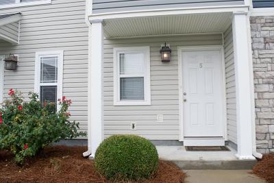 Greenville Condo/Townhouse For Sale: 4104 Kittrell Farms Drive #O5