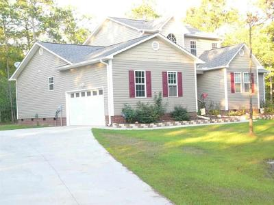 Swansboro Rental For Rent: 111 Forest Lane