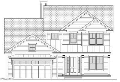 Wilmington Single Family Home For Sale: 3326 Dovecote Avenue