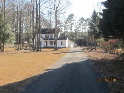 Winterville Single Family Home For Sale: 791 Forlines Road