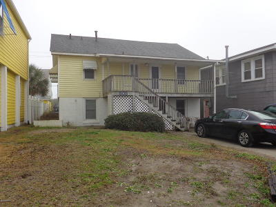 Atlantic Beach Single Family Home For Sale: 503 W Atlantic Boulevard