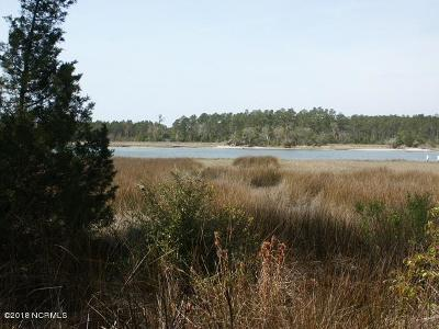 Beaufort NC Residential Lots & Land For Sale: $199,900