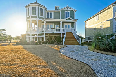 Holden Beach Single Family Home For Sale: 125 Ferry Road