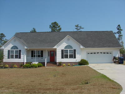 Richlands Rental For Rent: 107 Harvest Moon Drive