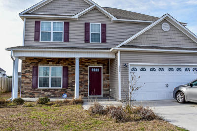 Onslow County Single Family Home For Sale: 359 Sonoma Road