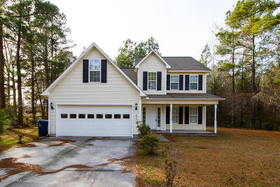 Jacksonville Single Family Home For Sale: 603 Walnut Drive