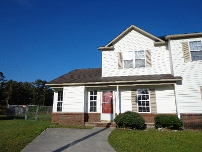 Jacksonville Rental For Rent: 1211 Pueblo Drive
