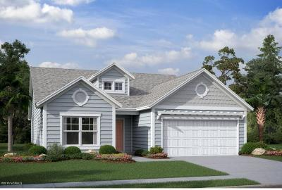Calabash Single Family Home For Sale: 2107 Saybrooke Lane NW #Lot # 17