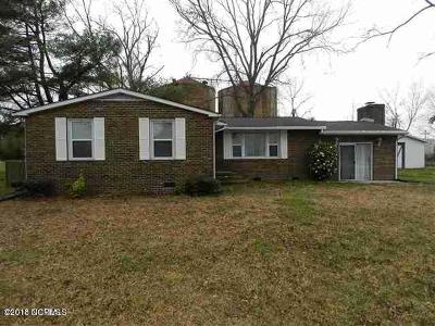 Maysville Rental For Rent: 2963 Belgrade Swansboro Road