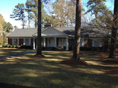Chadbourn Single Family Home For Sale: 216 Pinecrest Drive
