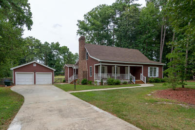 Rocky Mount NC Single Family Home For Sale: $159,900