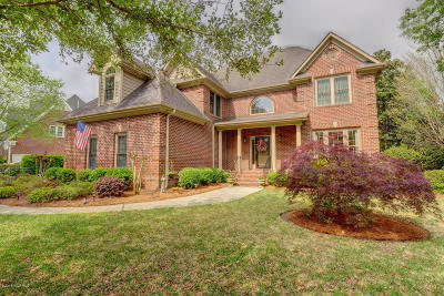 Wilmington Single Family Home For Sale: 3204 Snowberry Court