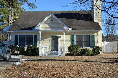 Rocky Mount NC Single Family Home For Sale: $81,000