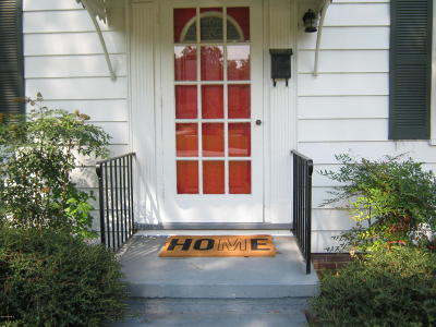 Edgecombe County Single Family Home For Sale: 1216 Rosewood Avenue